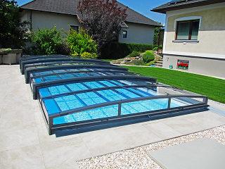 Zastřešení bazénu Viva