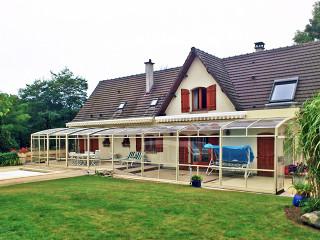 Zastřešení hotelu ve Francii systémem CORSO HORECA