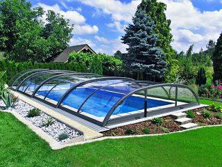 Zastřešení terasy a bazénu Alukov