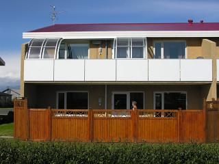 Zastřešením CORSO lze zastřešit i Váš balkon
