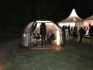 Společnost ALUKOV opět po roce s partnery na Letní slavnosti konané na německém velvyslanectví v Praze