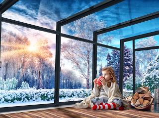 Zima v teple pod zastřešením CORSO od Alukovu