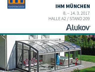 Besuchen Sie uns auf der Internationalen Handwerksmesse München!