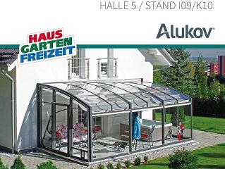 Besuchen Sie uns jetzt auf der Messe Haus-Garten-Freizeit in Leipzig!