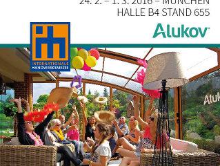 Alukov Deutschland auf IHM München 2016