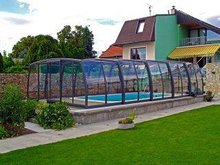 Hohes exklusives Modell für Ihren Pool