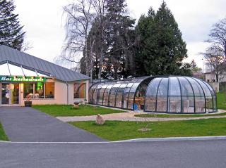 Mehr Platz für Ihre Gäste mit ALUKOV Schiebeüberdachungen