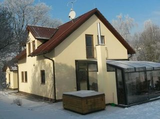 Kalt-Wintergarten CORSO Premium von ALUKOV Deutschland