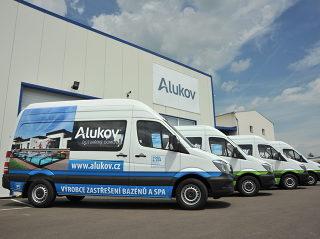 Lieferwagen Alukov