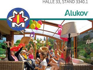 Alukov Deutschland auf Maimarkt MANNHEIM 2016