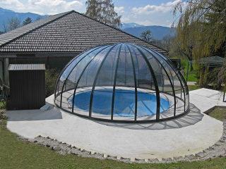 ORIENT für runde Pools geeignet