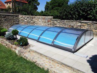 Poolüberdachung Azure Flat (10)