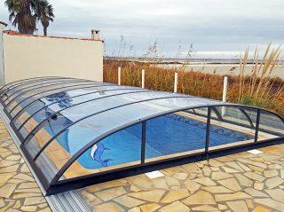 Poolüberdachung Azure Flat Kompakt (13)