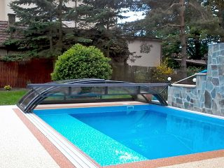 Poolüberdachung Azure Flat Kompakt (14)