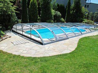Poolüberdachung Azure Flat Kompakt (16)