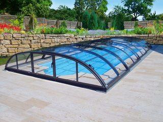 Poolüberdachung Azure Flat Kompakt (17)