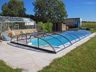 Poolüberdachung Azure Flat Kompakt (19)