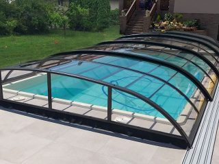 Poolüberdachung Azure Flat Kompakt (3)
