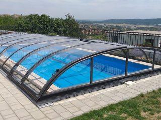 Poolüberdachung Azure Flat Kompakt (5)