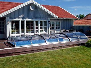 Poolüberdachung Azure Flat Kompakt (6)