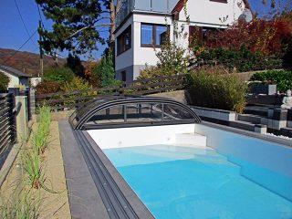 Poolüberdachung Azure Flat Kompakt (9)