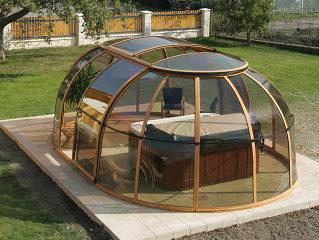 SPA SUNHOUSE® für Ihr Whirlpool und Ihren Sitzplatz