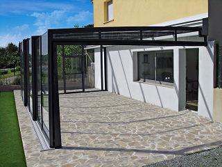 CORSO™ Glas entspricht dem modernen Trend in der Architektur