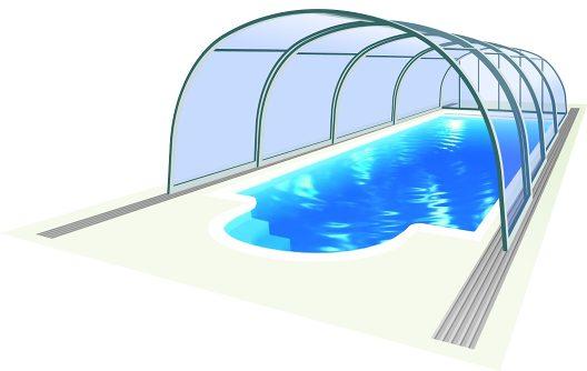 Abri de piscine Laguna NEO™