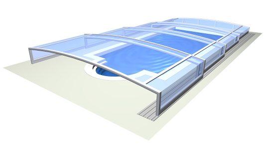 Abri de piscine Viva™