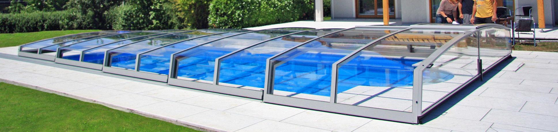 abri piscine gladiator abrit de piscine pyla b xcm abri tlescopique semihaut