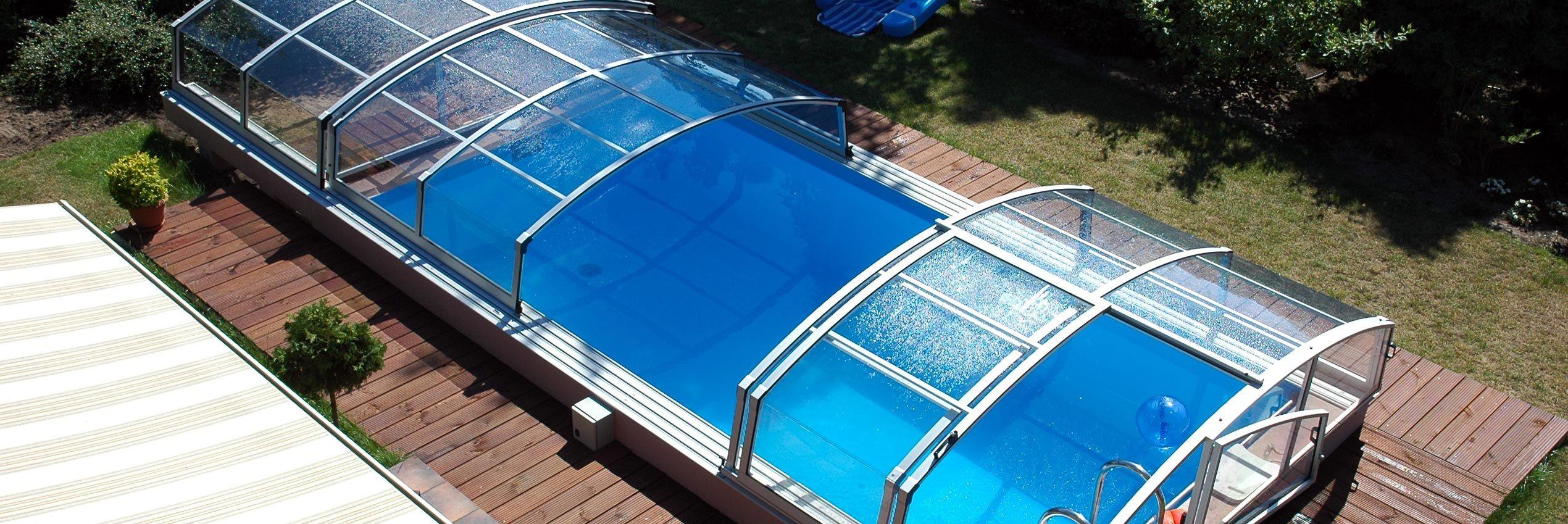 Abri de piscine imperia neo for Abri de piscine sesame