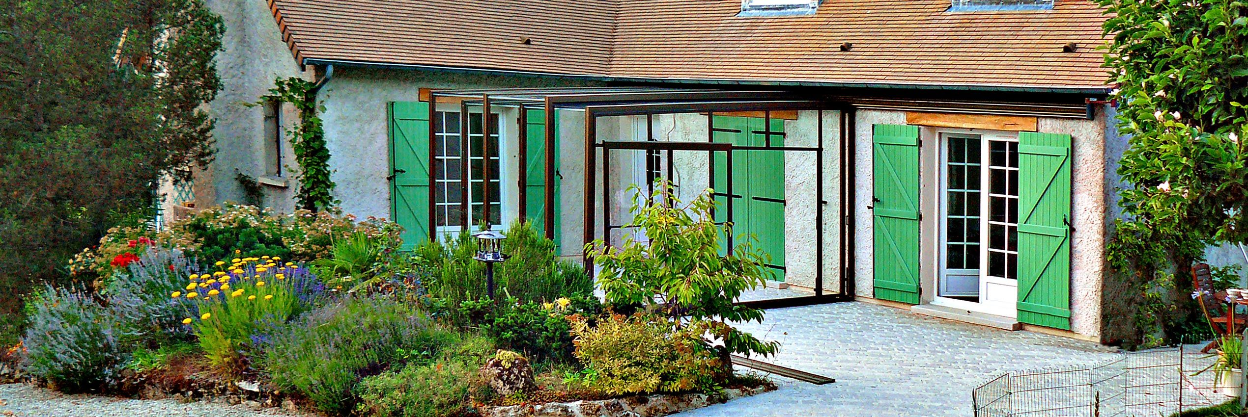 Abri Veranda Pour Spa abris de terrasse - modelles de alukov | alukov.fr
