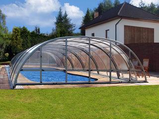 Abri de piscine UNIVERSE  - intermédiaire