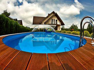 Labri de piscine UNIVERSE sadapte à toutes sortes de piscines