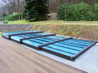 Terra - labri de piscine