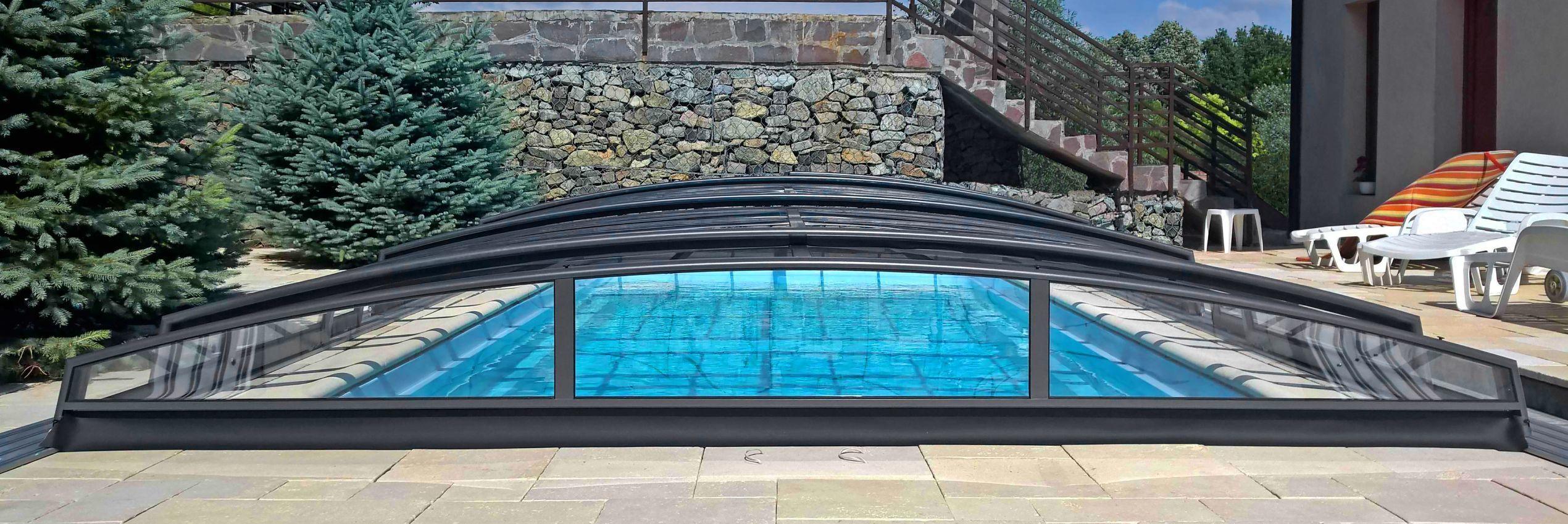 Acoperiri de piscina Ayure Angle