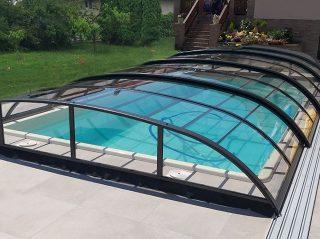 Bazenski krov AZURE Flat Compact (3)