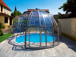 Hot tub enclosure SPA Dome Orlando