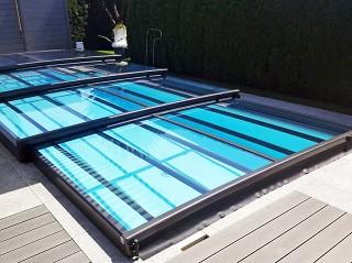 The lowest pool enclosure Terra