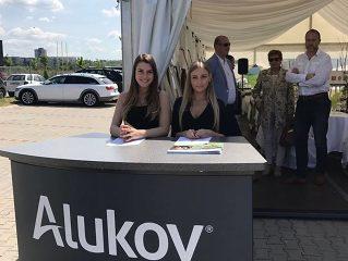 ALUKOV II. ütem átadása 2017. május 18.