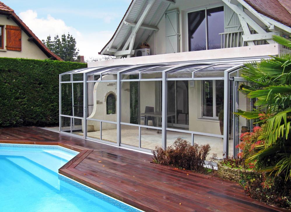 Coperture Terrazzi Trasparenti ~ idee di design per la casa