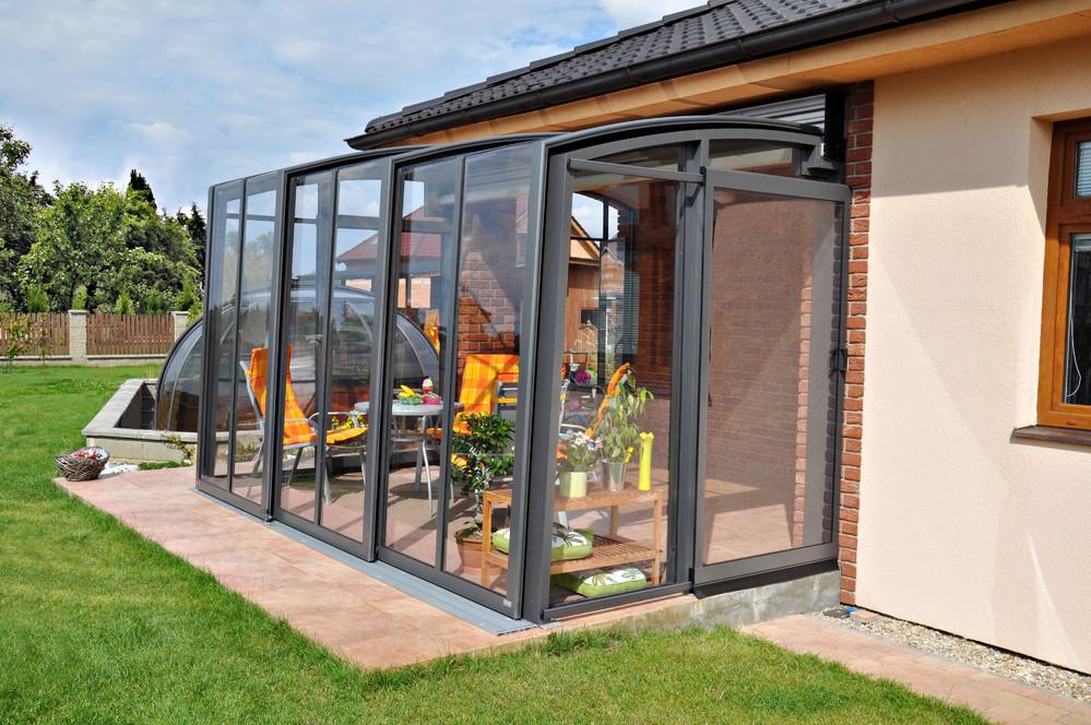 Mobili Lavelli: Verande in vetro per terrazzi