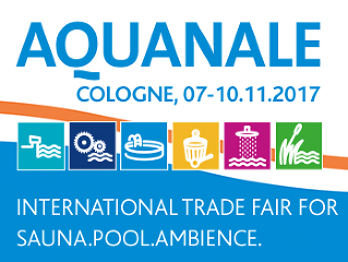 Aquanova alla Fiera Cologne: Piscine 2017