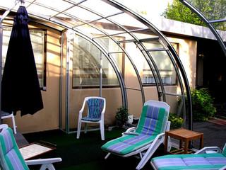 Coperture mobili per terrazzi