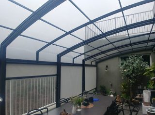 Patio enclosure Corso Premium