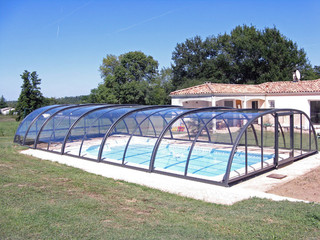 Aukšta baseino uždanga TROPEA