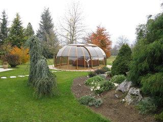 Spa overkapping SPA SUNHOUSE ideaal voor uw uw tuin party