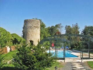Zwembad overkapping LAGUNA een topmodel dat past in elke tuin