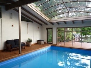 Pool Enclosure Omega from Alukov