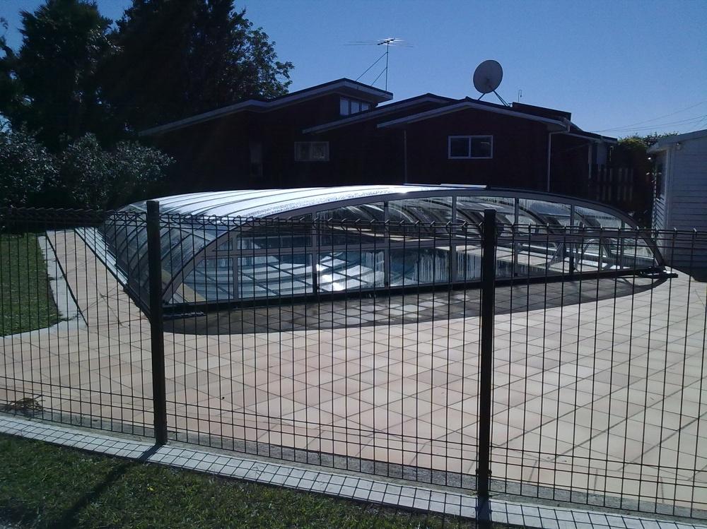 Pool enclosure Elegant